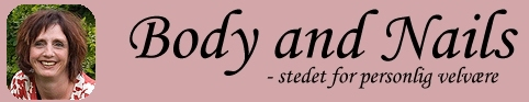 Body and Nails logo